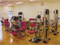 リナシティかのや鹿屋市市民交流センター 健康スポーツプラザの画像